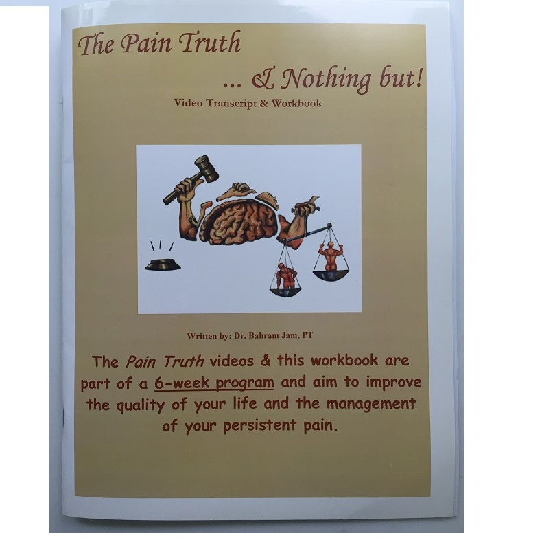 Pain Truth Workbooks ($10 each X 5) (Individually sold at amazon.ca)