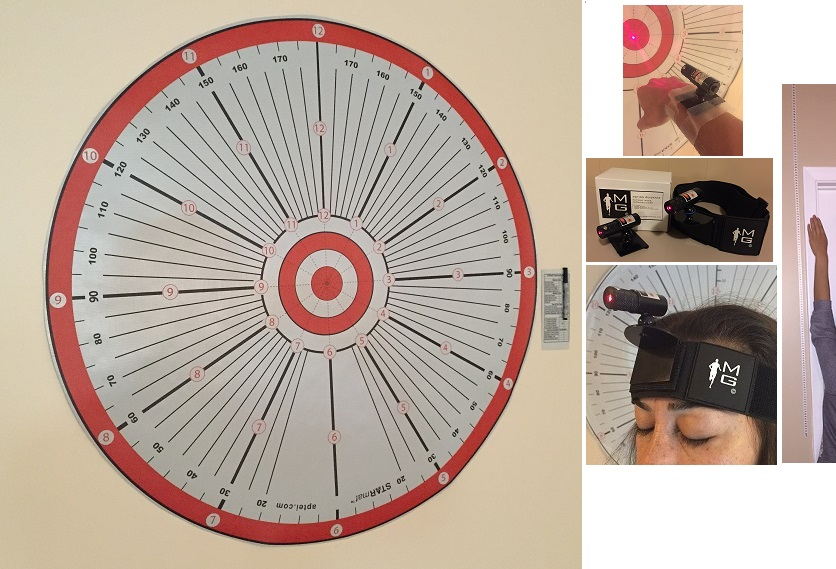 STARmat Wall Target & Laser set only